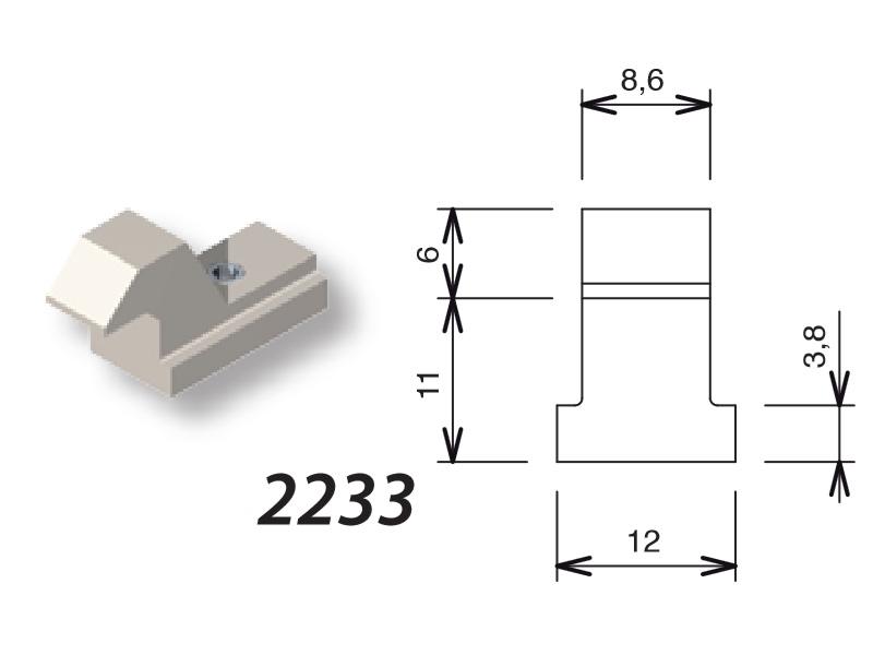 gache baie vitr e coulissante r f 2233. Black Bedroom Furniture Sets. Home Design Ideas