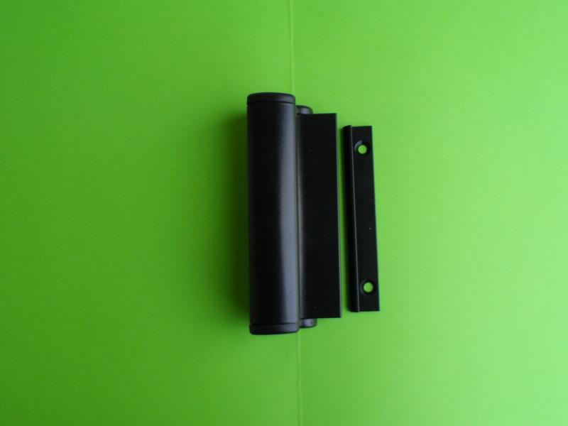 poignee clic clac baie vitr e coulissante r f cc004gm noir. Black Bedroom Furniture Sets. Home Design Ideas