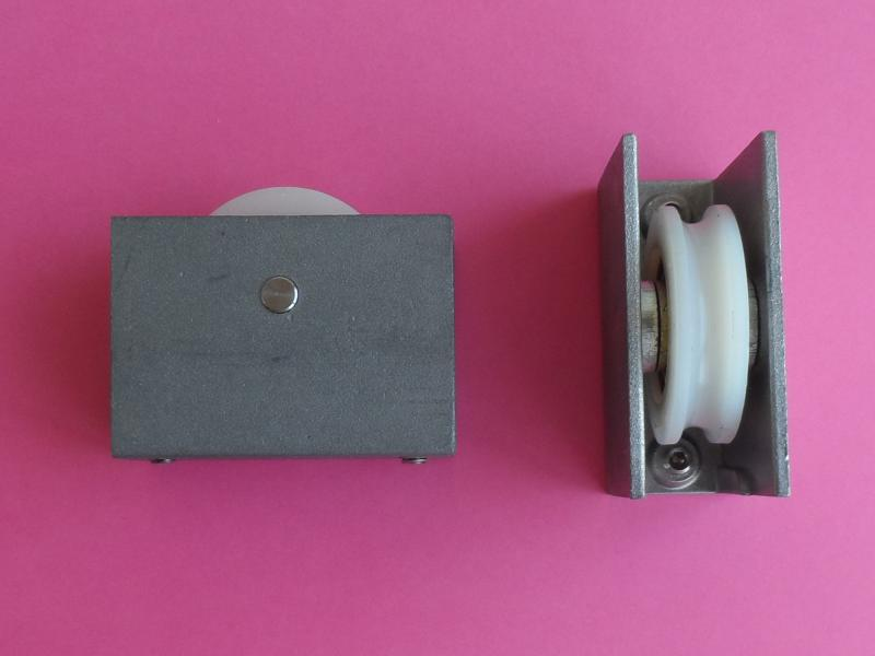 roulette arcadia baie vitr e coulissante r f arc003. Black Bedroom Furniture Sets. Home Design Ideas